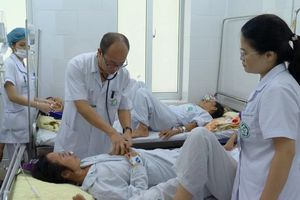 Bệnh nhân Whitmore bị vi khuẩn 'ăn' mũi đã được xuất viện