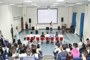 Trường Đại học Hoa Sen ra mắt Chương trình đào tạo Hoa Sen plus