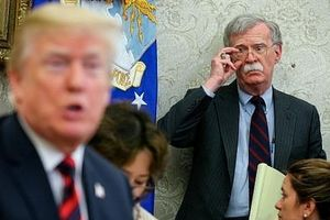 Ông Bolton chỉ trích gay gắt Tổng thống Mỹ sau khi bị sa thải