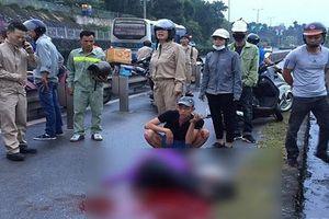 Nghi can sát hại người phụ nữ trên cầu Bãi Cháy bị bắt giữ