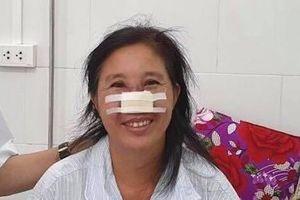 Bệnh nhân bị vi khuẩn Whitmore 'ăn mũi' đã ổn định và được xuất viện