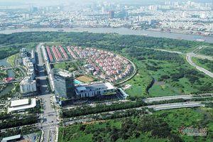 55 lô đất 22 nghìn tỷ ở Thủ Thiêm, là giá thẩm định của năm 2016