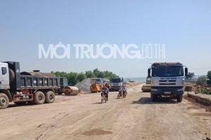 Làm 0,48km đường, nhà thầu được khấu trừ 'đất vàng' tại TP Vinh?