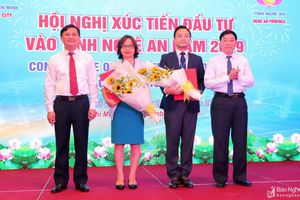 Hơn 3.700 tỷ đồng từ TP Hồ Chí Minh cam kết đầu tư vào Nghệ An