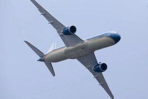 Máy bay của Vietnam Airlines tới Úc phải hạ cánh 2 lần vì sự cố
