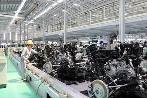 Khánh thành nhà máy sản xuất linh kiện ôtô tại Ninh Bình
