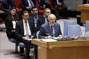 Hội đồng bảo an Liên hợp quốc không thông qua được nghị quyết về Syria