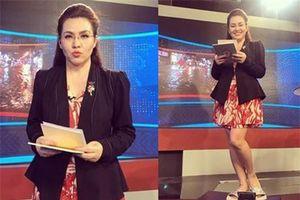 Nữ BTV đình đám VTV tự hé lộ sự thật khiến ai cũng ngã ngửa đằng sau những hình ảnh đẹp lung linh trên sóng truyền hình