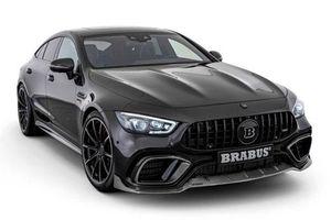 Ngắm Brabus 800 Mercedes-AMG GT 63 S 2020: Công suất 800 mã lực