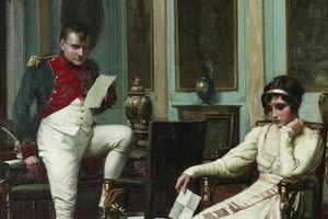 Hé lộ mối tình khiến hoàng đế Napoleon day dứt đến chết