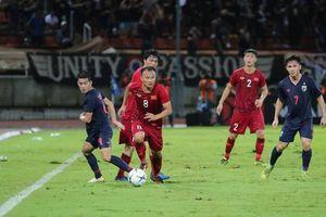 Tụt 2 bậc, Việt Nam vẫn cho Thái Lan 'hít khói' trên bảng xếp hạng FIFA