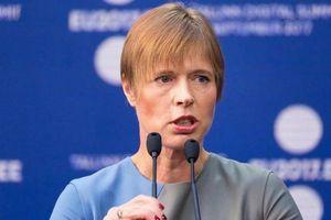 Tổng thống Estonia tuyên bố: Châu Âu mệt mỏi vì Ukraine