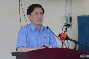 Bộ trưởng Nguyễn Văn Thể: Cảng Trần Đề sẽ tạo đột phá cho ĐBSCL, Sóc Trăng