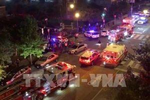 Xả súng tại Washington: Vẫn chưa bắt được đối tượng tình nghi