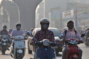 Thái Bình, Nam Định đứng đầu bảng không khí ô nhiễm nhất Bắc Bộ