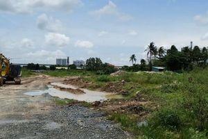 Sau nhiều năm Dự án KDC Phước Long B chỉ là bãi đất trống