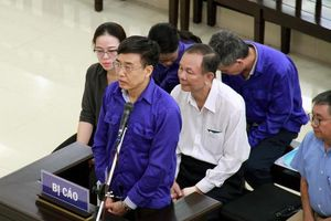 Đề nghị 8-9 năm tù đối với bị cáo Lê Bạch Hồng
