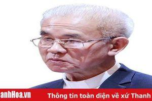 Linh Mục Trần Xuân Mạnh giữ chức Phó Chủ tịch không chuyên trách Ủy ban Trung ương MTTQ Việt Nam