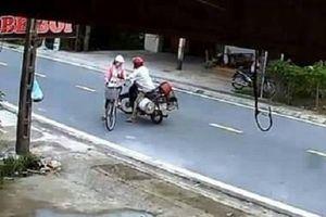 Danh tính kẻ chặn xe, sàm sỡ bé gái giữa đường ở Nam Định