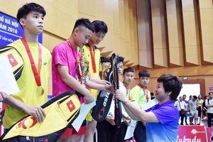 Giải Cầu lông học sinh – sinh viên TP Hà Nội: Không chỉ là một giải đấu!