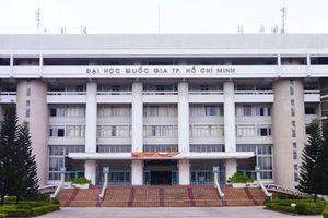 Đại học Quốc gia TP.HCM lọt top 500 trường tốt nhất thế giới