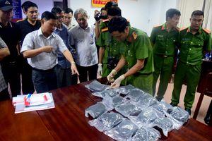 Thừa Thiên - Huế: Triệt phá đường dây ma túy trị giá hơn 15 tỷ đồng