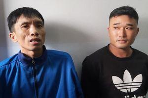 'Hiệp sĩ' Bình Dương cùng công an bắt giữ 2 kẻ trộm xe