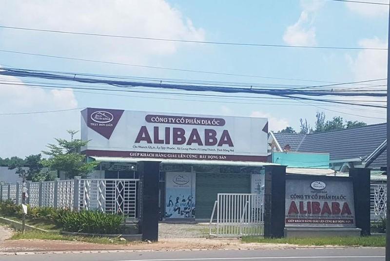 Đồng Nai: Kêu gọi người mua đất của Alibaba đến trình báo