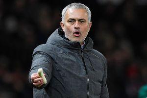 Mourinho lên tiếng trước tin đồn thay Zidane ở Real
