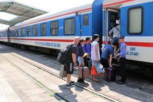 3.300 vé đường sắt giảm giá 50% trong tháng 10