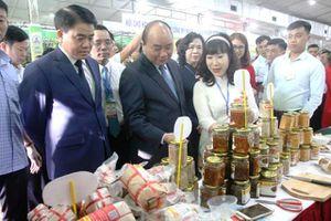 Thủ tướng Chính phủ Nguyễn Xuân Phúc: Nông thôn Hà Nội phải là hạt nhân phát triển tiên tiến, đi trước và dẫn đầu cả nước