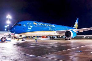 VNA điều chỉnh giờ bay đi Hàn Quốc tránh bão Tapah