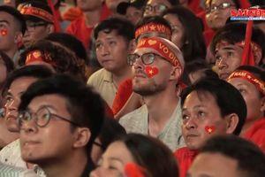 'Cháy vé' trận tuyển Việt Nam - Malaysia sau một ngày mở bán