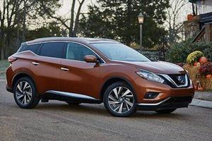 Nissan Murano 2020 nâng cấp nhỏ, tăng giá bán