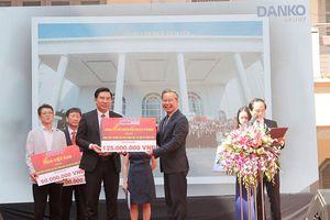 Tập đoàn Danko trao 20 suất học bổng cho sinh viên xuất sắc