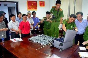 Thừa Thiên - Huế: Bắt giữ đôi nam nữ vận chuyển lượng ma túy trị giá hơn 15 tỷ đồng