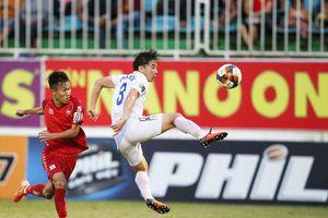 Minh Vương giúp HAGL sáng cửa ở lại V-League