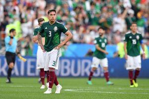 Mexico đối mặt nguy cơ bị loại khỏi World Cup 2022