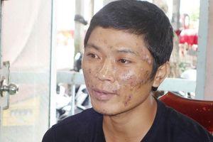 Bị bắt khi đang chờ đò đưa xe gian sang Campuchia tiêu thụ