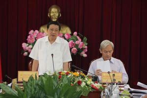 Ban Thường vụ Tỉnh ủy Đồng Nai có đến 4 lãnh đạo bị kỷ luật