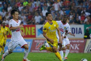 Trực tiếp V-League 2019: Điểm sinh tử của Khánh Hòa, Nam Định, Thanh Hóa