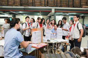 Văn phòng phẩm Hồng Hà:Từ Nhà máy sản xuất đầu tiên của Việt Nam đến 60 năm phát triển