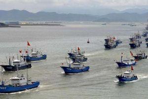 Tin tức thế giới 21/9: Philippines cáo buộc Trung Quốc dùng đội tàu cá giám sát Biển Đông