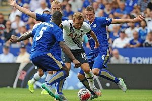 Trực tiếp Leicester vs Tottenham: King Power đi dễ khó về