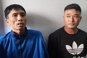 Hiệp sĩ phát hiện và phối hợp công an bắt giữ 2 đối tượng trộm cắp xe máy