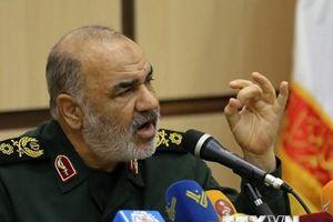 Tư lệnh quân đội Iran thề 'sẽ trừng phạt mọi kẻ xâm lược'