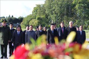 Hội thảo 'Di sản tinh thần của Chủ tịch Hồ Chí Minh – 50 năm sau' tại LB Nga