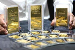 Giá vàng có một tuần 'thăng hoa' do căng thẳng ở Trung Đông