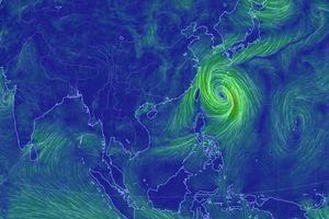 Bão Tapah gây mất điện trên diện rộng ở Nhật Bản - Hàn Quốc nâng mức cảnh báo thiên tai