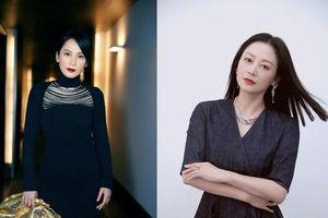 Bất ngờ trước màn đọ nhan sắc 'một chín một mười' của 'mỹ nhân đẹp nhất Trung Quốc' Trần Hồng và 'chị đại' Du Phi Hồng